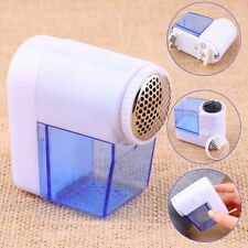 Electric Mini Fuzz Cloth Pill Lint Remover Wool Sweater Fabric Shaver Trimmer CA