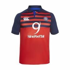 Canterbury Bath Rugby Training Pro Shirt - Red