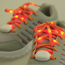 LED Flashing Light-Up Shoelaces