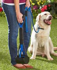 Big Jaw Pooper Scooper FOR DOGS ON WALK EASY TO PICK UP EASY CLEAN