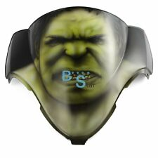 Airbrushed Green Hulk Windscreen Windshield For Yamaha R1 R6 Fairing motorcycle
