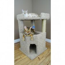 Cat Tree House Scratcher Condo Furniture Scratching Post Bed Toy Kitten Tower Gr