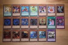 Duelist Alliance (DUEA) Silver Title Rare Yugioh Cards (Singles / Playsets)