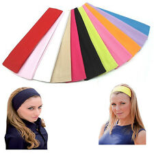 ELASTIC BAND FOR HAIR STRETCH COLOURED COLOURS LARGE CLASPED HAIR