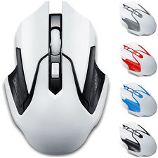 HOT 2.4GHz Wireless Optical Mouse/Mice+USB 2.0 Receiver For PC Laptop 4 Colors *