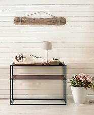Hallway Entryway Console Table Furniture Storage New Brown Wood NEW