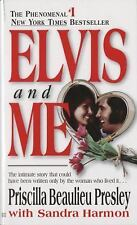 Elvis and Me by Priscilla Presley Mass Market Paperback Book (English)