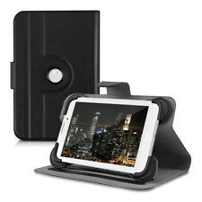 360° SYNTHETIC LEATHER CASE FOR ACER ICONIA TAB 7 A1-713 BLACK COVER BAG POCKET