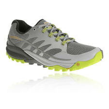 Merrell All Out Charge Mens Grey Trail Running Sports Shoes Trainers Pumps