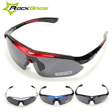 Cycling Bike Sunglasses Bicycle Glasses Goggles Polarized Eyewear Sports Outdoor