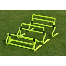"""Ampro 6"""" - 12"""" Adjustable Training Hurdles - Speed & Agility / Football / Rugby"""