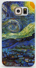 The Starry Night by Vincent Van Gogh Hard Case Cover Coque For All Phone Models
