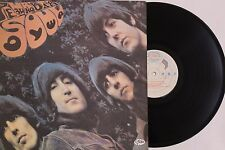 RARE LP THE BEATLES RUBBER SOUL USSR RUSSIA RUSSIAN RECORD EXCELLENT VINTAGE