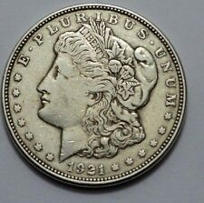 1921-D Better Date Morgan Dollar VERY NICE  Silver Coin, NO RESERVE !!!