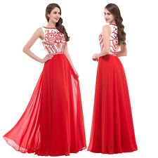 Long bridesmaid Wedding Dress Prom Homecoming Evening Party gowns Dresses 8 Size