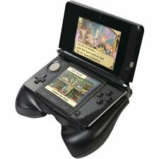 CTA Hand Grip For Nintendo 3DS with Stand/SD Card Storage Slot  free shipping