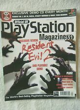 42580 Issue 31 Official UK Playstation Magazine 1998