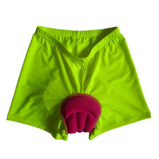 Womens Padded Gel Clothing Cycling Shorts Bike Bicycle Breathable Tight Pants