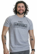 Golf. See? Guys Don't Only Think about Sex | Funny Golfing Golfer Humor T-shirt