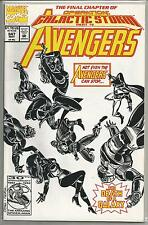 Avengers #347, Vintage Marvel comic book from May 1992