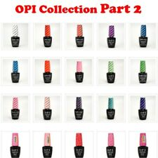 OPI GelColor PART 2 - All New Soak Off Led UV Gel Polish Base Top Coat