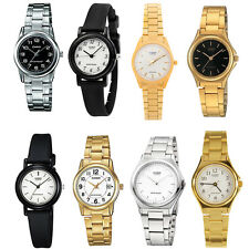 Casio Classic Ladies Water Resistant Analogue Wrist Watch