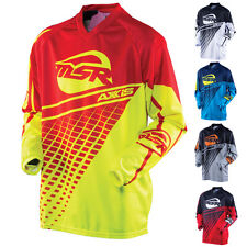 MSR MX Axxis Series Mens Off Road Dirt Bike Racing Motocross Jerseys