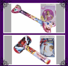 NEW Spiderman or Disney Princess Blow Up/Inflateable Hammer or Baton