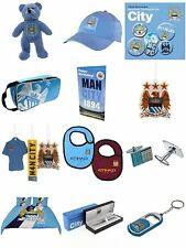 Manchester City F.C. Official Football Christmas Father Birthday Gift Club