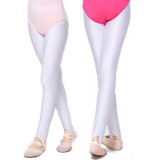 Kids Girls Ballet Dance Tights Pantyhose Hosiery Stockings Pants Bottom Trousers
