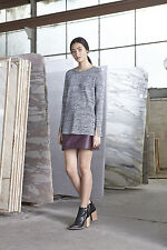 New ELKA COLLECTIVE Belle Knit - Grey Marle
