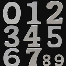Wooden Digits Numbers Free Standing Letters Wedding Party Home Ornament Decor