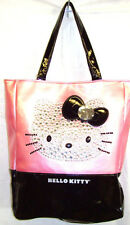 New Rhinestones Glitterly Hellokitty Handbag Shoulder Bag Purse 12 x 15