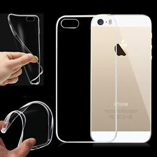 Ultra Thin Clear Pattern Soft Silicone Gel Case Cover For iPhone 4 5 6 6 S Plus