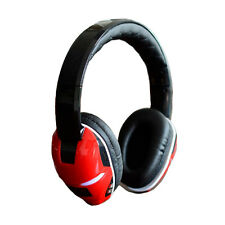 Iron Man Foldable Wireless Bluetooth Card Read Stereo Headphones Portable