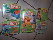 Little Leaps - LEAP FROG BABY GAMES Steps Learning Play Move Leap Ahead Pooh