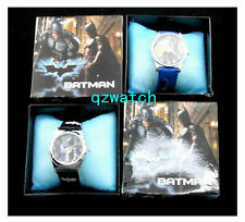 New 5/10/20/30 PCS Batman Kid's Cartoon Watches W/Gift boxes Wholesale