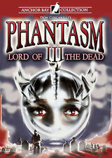 Phantasm 3 III: Lord of the Dead DVD Anchor Bay BRAND NEW SEALED! OOP! Free shpg