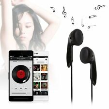 3.5MM Smart Phones Earphone TPR Line Control Noise Isolation In Ear LOT SY
