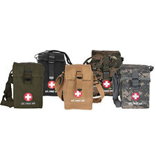 Platoon First Aid Kit COLOR CHOICE! Medic Field Gear Ems Emt BugOut Tactical Sas