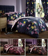Luxury ROSEHIP Duvet Quilt Cover Bedding Set with Pillowcases – All sizes