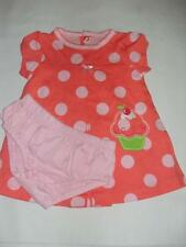 New Girl's Carters Clothing - Sizes Newborn, 0-3m, 12 months  -- NWOT