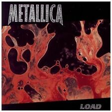 Load [PA] by Metallica (CD, Jun-1996, Elektra (Label)) EUC