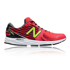 New Balance M1400v4 Mens Red Black Cushioned Running Sports Shoes Trainers