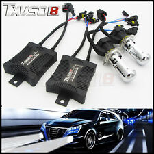 H1/H4/H7 55W Xenon HID Car Conversion Kit Headlight Bulb Slim Ballast 6000K Lamp