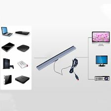 New Wired Infrared Ray Sensor Bar for Nintendo Wii Remote Controller hot EG