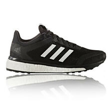 Adidas Response Mens Black Sneakers Running Sports Shoes Trainers Pumps