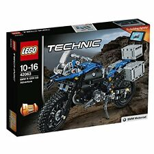Brand New Lego Tecnic BMW R 1200 GS Adventure 42063