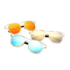 Men and women fashion metal frame sunglasses Fashion individuality Sunglasses