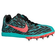 Nike Women's NIKE Zoom Rival D8 Track 616309-306 W/ 12 Spikes, Tool & Bag - NEW